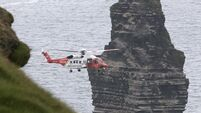 Woman airlifted to CUH from luxury cruise liner
