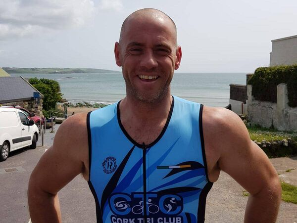Tom Creedon will be competing in the Ironman Youghal.