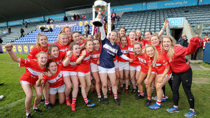 Rebels keep lifting ladies football trophies because of the underage production line