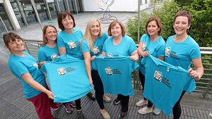 Cork midwives go on the run...