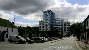 Glanmire apartment tower blocked by county planners