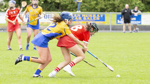 Cork camogie aces are off to a flier in the All-Ireland series