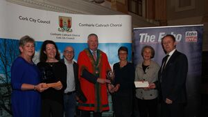 Meitheal Mara take overall award as Cork community groups honoured in City Hall