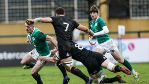 Leesiders Wren and Wycherley play their part but Ireland fall to England