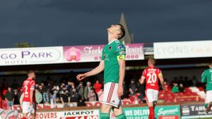 Cummins goal isn't enough for Cork City as Sligo hit back in the second half