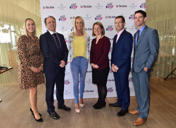 The Echo Women in Sport, in association with Cork Airport Hotel, judging panel. Picture: Dan Linehan