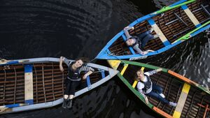 Cork embraces its harbour for a summer festival