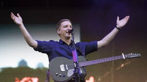 George Ezra kicks off first open-air concert series at  Musgrave Park tomorrow night