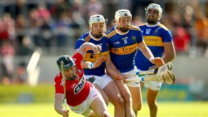 Diarmuid O'Sullivan: Too many of the Cork forwards went missing in the Páirc
