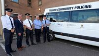 Togher gardaí secure new mini-bus to service the local community