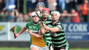 Job done for Douglas in the hurling opener against Bride Rovers