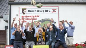 Ballincollig rugby club drive on with €1m plan to revamp their ground