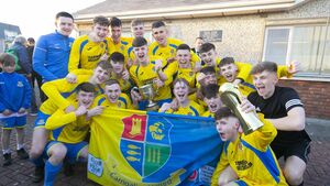 Historic victory for Carrigaline Youths in the Munster final