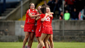 Cork minor camogie side show their class to return to the All-Ireland final