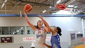 Cork players feature in this season's Irish basketball All-Stars