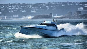 Thunderchild II has a successful test in Cork Harbour