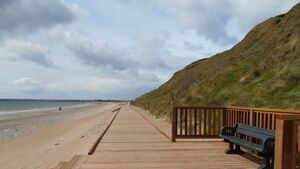 Youghal boardwalk is to be extended to Redbarn beach