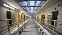 Cork Prison is overcrowded again with 15 inmates sleeping on the floor