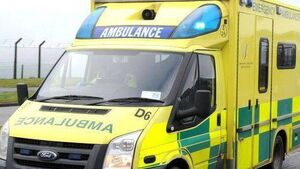 Burn victim abused ambulance crew