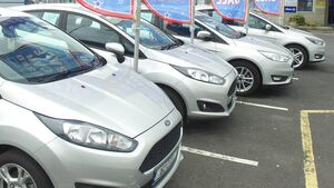 Car sales in Cork are down 7.5%