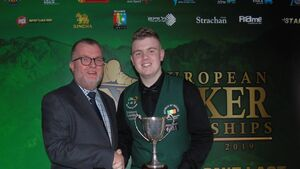 Cork's rising snooker star Aaron Hill is the U18 European champion
