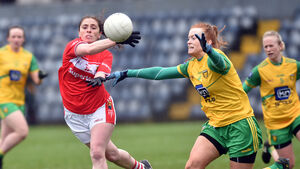Cork were back at their best to brush aside the challenge of Donegal