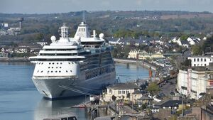 Port boss warns that Cork tourism could suffer from Dublin's cruise liner crisis