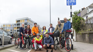 48,000 students and college staff in Cork join forces to demand better cycling infrastructure