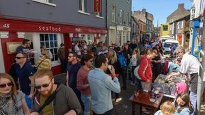 Minister suggests pedestrianising and roofing Kinsale streets