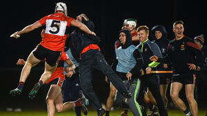 'What a way to win a game': UCC win Fitzgibbon semi-final with last-gasp penalty