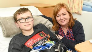 "Cork teen ""thrilled"" after perfect powerchair donated by member of the public"