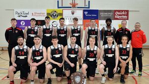 Ballincollig basketballers are now two wins away from promotion to the top flight