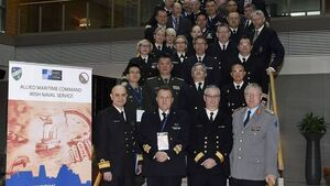 Cork hosts NATO conference on the medical care of sailors