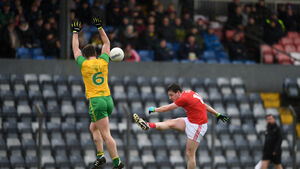 Cork are on the brink of relegation to Division 3 even if they beat Armagh next weekend