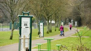 Ballincollig Regional Park is to be extended with new paths and two bridges