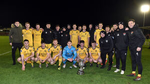 City got the job done in the Munster Senior Cup final and now gear up for Dundalk's visit on Friday