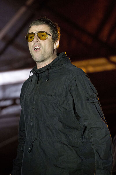 Liam Gallagher has been announced as one of the acts to play the venue. Picture credit: Isabel Infantes/PA Wire