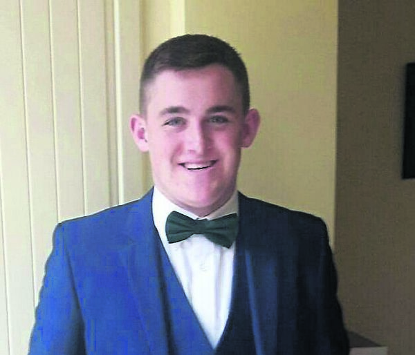 Jack O'Driscoll was out walking in Lotabeg in Mayfield on the northside of Cork city when an awkward fall resulted in his paralysis.