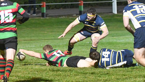 Highfield have the AIL Division 2A title in sight after derby defeat of Dolphin