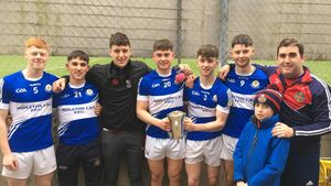 The Killeagh connection was crucial to Midleton CBS' Harty Cup triumph