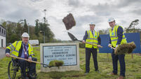 Sod turned on €28m upgrade to Skibbereen water supply