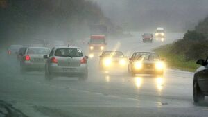 Rain warning issued for Cork tonight