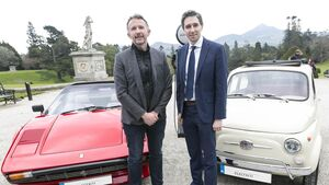 Cork man plans to bring electric Ferraris to the car market