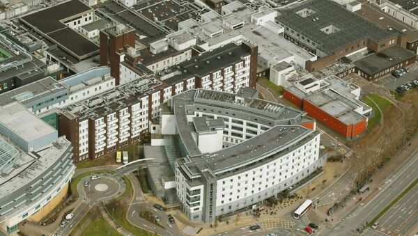 Aerial Photographs of the CUH today. Picture: Tom Coakley