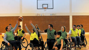 The Rebel Wheelers basketballers are ready to grab their chance in the National Cup