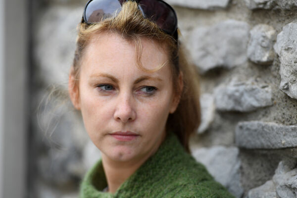 Emma Mhic Mhathúna a victim of the CervicalCheck scandal who died in October.Photo By Domnick Walsh © Eye Focus LTD -