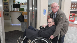 New Cork tourist office inaccessible for wheelchairs