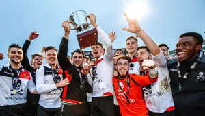 Persistent UCC claim Collingwood Cup glory