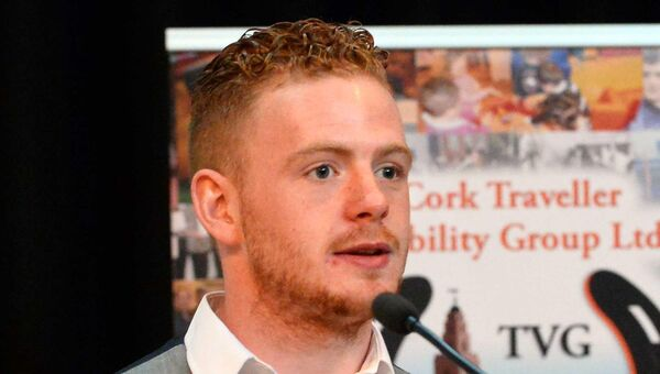 TJ Hogan, a candidate for a seat on Cork City Council. Picture: Denis Scannell