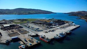 Funding granted for further harbour work